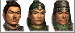 Dynasty Warriors Unit - Guard Captain