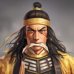 Zhang Bao - Yellow Turban (1MROTK)