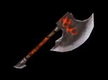 DW Strikeforce - Throwing Axe