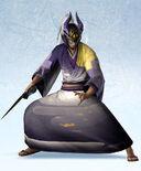 Hanzo Hattori Yukata Costume (SW4E DLC)