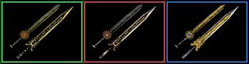 DW Strikeforce - Twin Swords 7