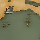 West Mediterranean Sea - Port Map 4 (UW5)