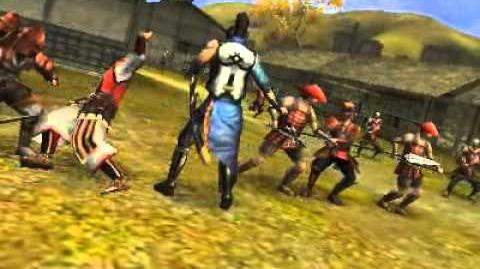 Samurai Warriors Chronicles 2nd Munenori Yagyu