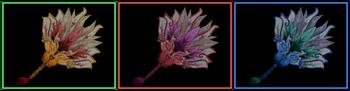 DW Strikeforce - Feather Fan 9