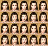 Female Faces (TKD)