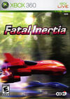 Fatal Inertia US Cover