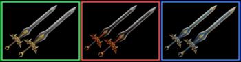 DW Strikeforce - Twin Swords 4
