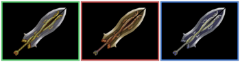 DW Strikeforce - Sword 9