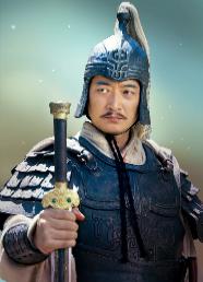 File:Lu Xun Drama Collaboration (ROTK13 DLC).png