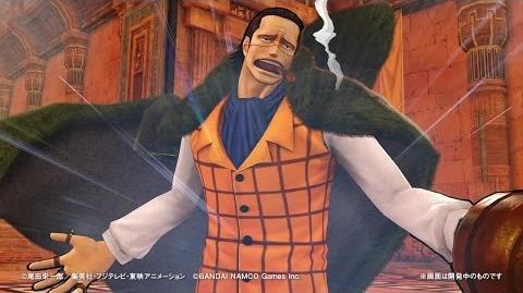 PS4・PS3・PS Vita「ワンピース 海賊無双3」 プレイ動画【サー・クロコダイル】編