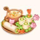 File:Fried Shrimp Roll Feast Plate (TMR).png