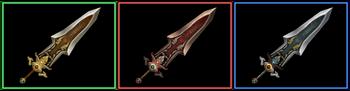 DW Strikeforce - Great Sword 8