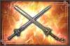 Twin Swords - 3rd Weapon (DW7)