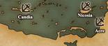 Egypt - Port Map 3 (UW5)