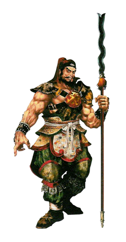 File:Zhang Fei Concept Artwork (DW3).png