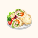 File:Turkey Wrap Sandwich (TMR).png