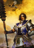 Xiahou Dun DW6 Artwork