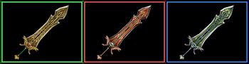 DW Strikeforce - Great Sword 12