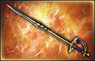 Stretch Rapier - 4th Weapon (DW8)