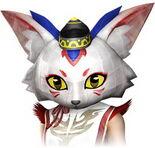 Tenko Mask (TKD DLC)