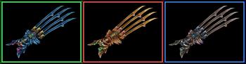 DW Strikeforce - Claws 11
