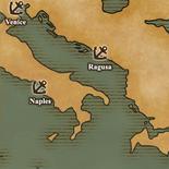 Adriatic Sea - Port Map 2 (UW5)