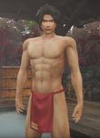 Yukimura Sanada - Bath Outfit (MS)