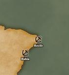 Brazil - Port Map 1 (UW5)