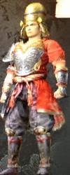 Majestic Helmet (Kessen III)