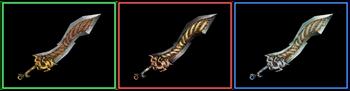DW Strikeforce - Sword 14