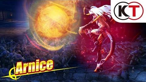 Warriors All-Stars - Arnice Highlight