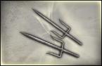 Trishula - 1st Weapon (DW8)