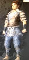 Servant's Armor (Kessen III)