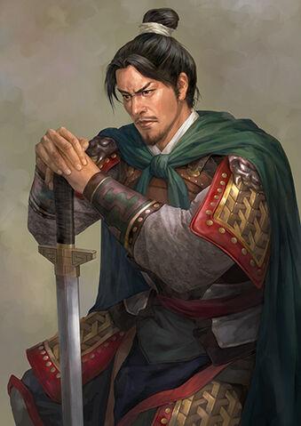 File:ROTK12 Xiahou Ba.jpg