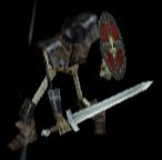 Skeleton Swordsman (LLE)