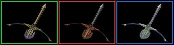 DW Strikeforce - Blade Bow 4