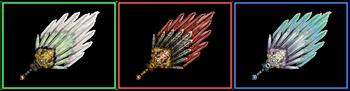 DW Strikeforce - Feather Fan 3