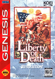 Liberty or Death Genesis Cover