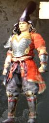 Long Eboshi-Style Helmet (Kessen III)