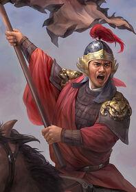 ROTK12 Liu Feng