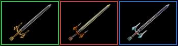 DW Strikeforce - Sword 6