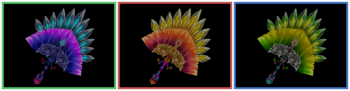 DW Strikeforce - Feather Fan 11