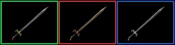 DW Strikeforce - Long Sword 3