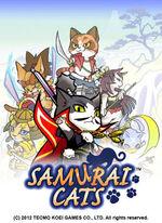 SamuraiCats - EnglishMainVisual