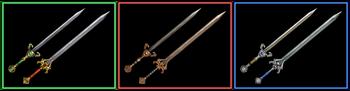 DW Strikeforce - Twin Swords 3