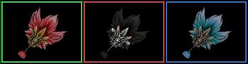 DW Strikeforce - Feather Fan 10
