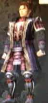 Iyozane Scale Armor (Kessen III)
