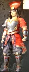 Red Lacquered Ichinotani (Kessen III)
