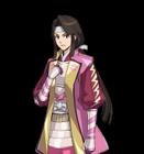 Pokemon Conquest - Generic Female Warrior