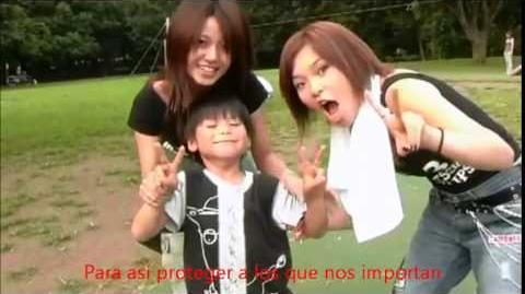 Dream - I Love dream world ~Sekaijuu no Shiawase wo Utaou~ (Music Video Version 3)